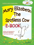 Mary Elizabeth The Spotless Cow E-Book