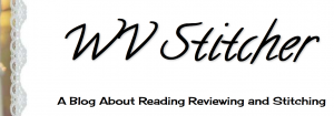 WV Stitcher book review of Mary Elizabeth The Spotless Cow