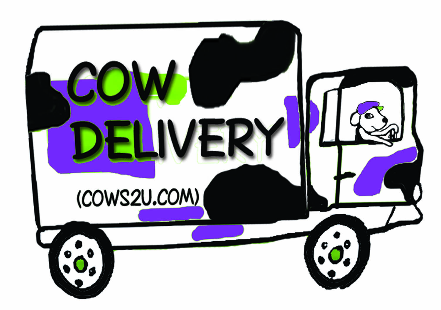 Cow Delivery