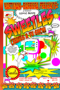 Sweetles Comic Book Issue 1