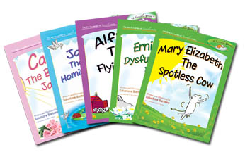 A Sweetles Dream® book series