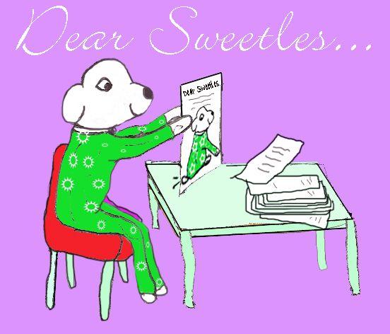 Children's Picture Books-Sweetles loves books!