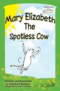 y Elizabeth The Spotless Cow