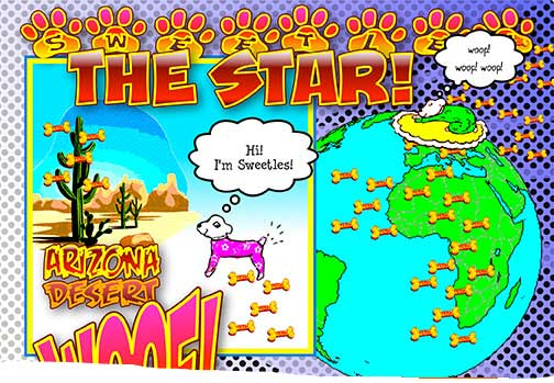 About Sweetles® The Star